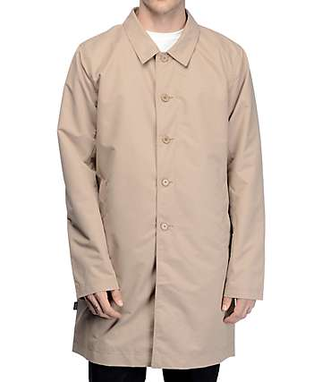 Empyre Passion Khaki Trench Coat