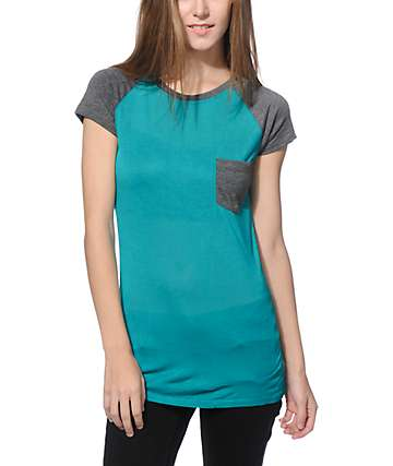 Empyre Petra Fanfare & Charcoal T-Shirt
