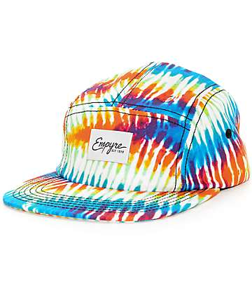 Empyre Phishing 5 Panel Tie Dye Hat