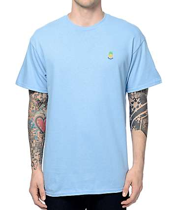 Empyre Pineapple Express Light Blue T-Shirt
