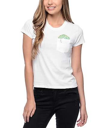 Empyre Pockito Donut Baby White T-Shirt