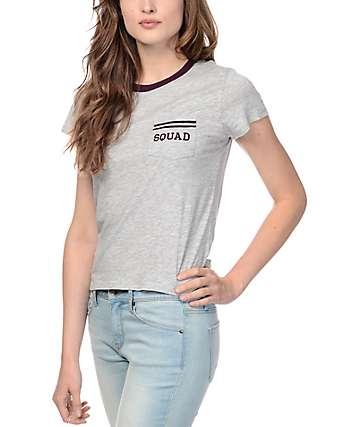 Empyre Pockito Squad Grey Baby T-Shirt