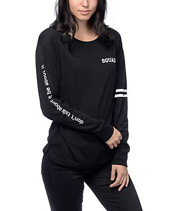 Empyre Pogo Squad Black Long Sleeve Shirt