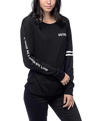 Empyre Pogo Squad camiseta negra de manga larga