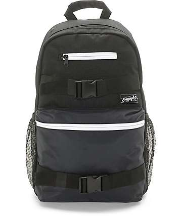 Empyre Quantum Black Backpack