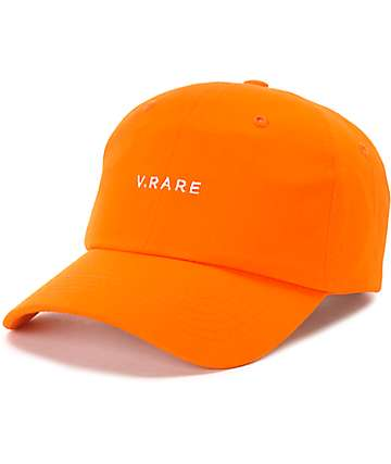 Empyre Rare Orange Baseball Hat
