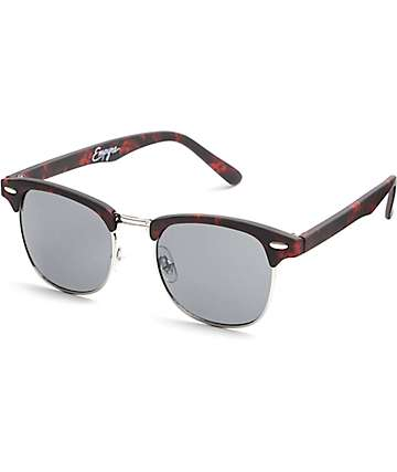 Empyre Retro Dark Tropic Sunglasses