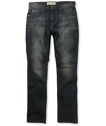 Empyre Revolver Dark Sea Regular Fit Jeans