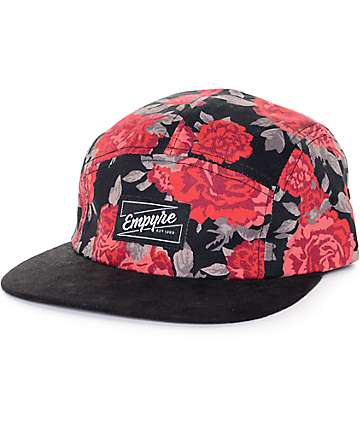 Empyre Ricky 5 Panel Hat