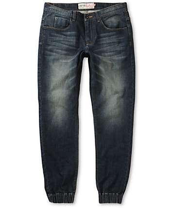 Empyre Rison Denim Jogger Pants