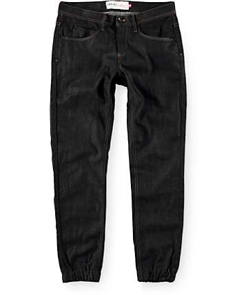 Empyre Rison Ink Denim Jogger Pants