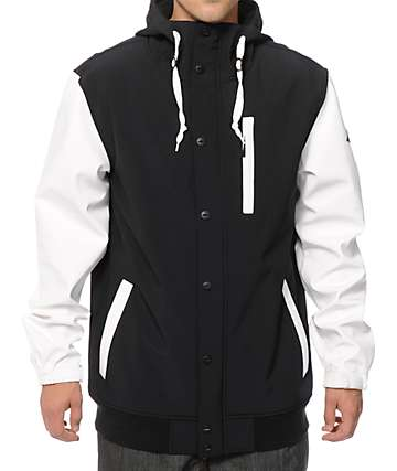 Empyre Rivalry Varsity Softshell Snowboard Jacket