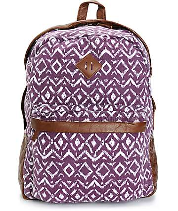 Empyre Robin Blackberry Tribal Backpack