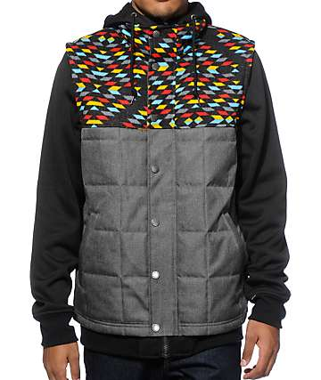 Empyre Rooted Sweater Tech Fleece Jacket