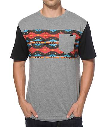 Empyre Run Away Pocket T-Shirt