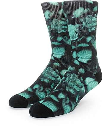Empyre Sansplants Floral Crew Socks