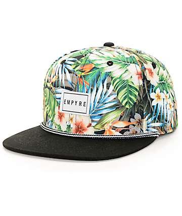 Empyre Santacruzer Rope Snapback Hat