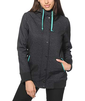 Empyre Sheerbliss Black 10K Softshell Jacket
