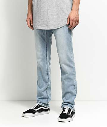 Empyre Skeletor Classic Light Skinny Fit Jeans