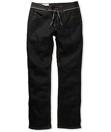 Empyre Skeletor Ink Wash Skinny Jeans
