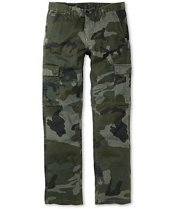 Empyre Skeletor Ranger Camo Skinny Cargo Pants