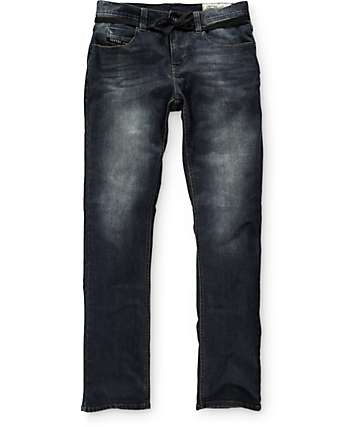 Empyre Skeletor Super Stretch Skinny Fit Jeans