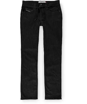 Empyre Skeletor Washed Skinny Fit Jeans