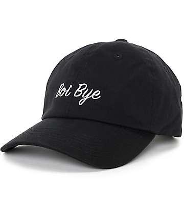 Empyre Solstice Boi Bye Black Baseball Hat