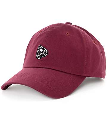 Empyre Solstice Goodbye Burgundy Baseball Hat