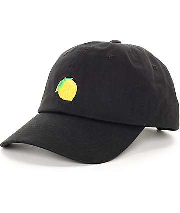 Empyre Solstice Lemonade Black Baseball Hat