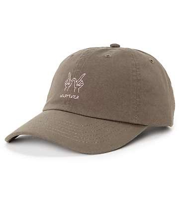 Empyre Solstice Whatever Olive Strapback Hat