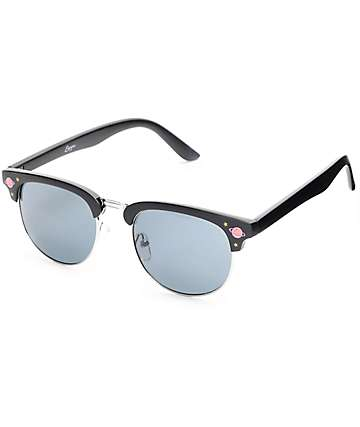 Empyre Space Bae Black Clubmaster Sunglasses