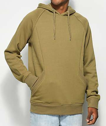 Empyre Start Up Khaki Hoodie