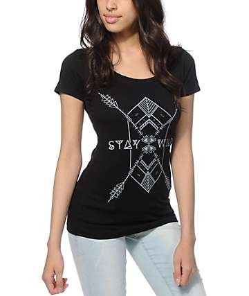Empyre Stay Wild T-Shirt