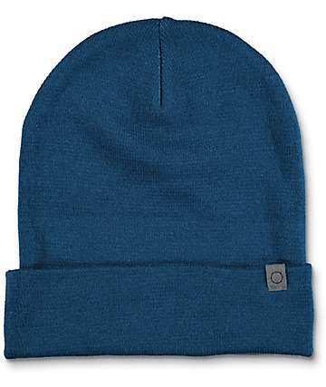 Empyre Sterling Fold Blue Beanie