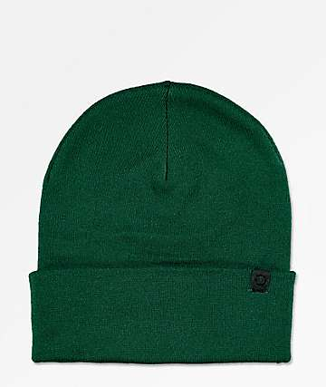 Empyre Sterling Jewel Green Beanie