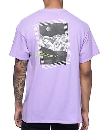 Empyre Strange Wave Purple T-Shirt