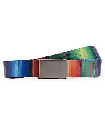 Empyre Stripe Web Belt
