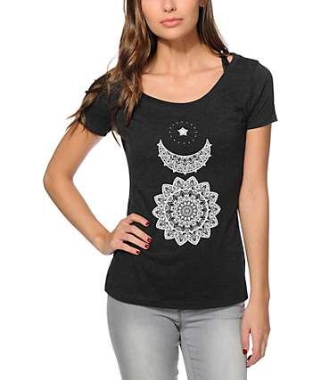 Empyre Sun Moon Star T-Shirt