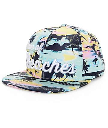 Empyre Suns Of Beaches Snapback Hat