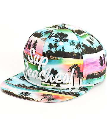 Empyre Sup Beach Snapback Hat