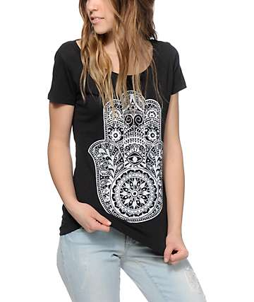 Empyre Talk To The Hamsa T-Shirt