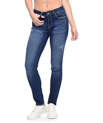 Empyre Tessa Dark Wash Lido Skinny Jeans