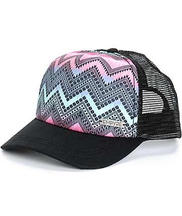 Empyre Textile Multi Tribal Trucker Hat
