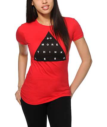 Empyre Think Less Red T-Shirt