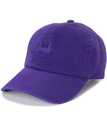 Empyre Thirsty Purple Baseball Hat