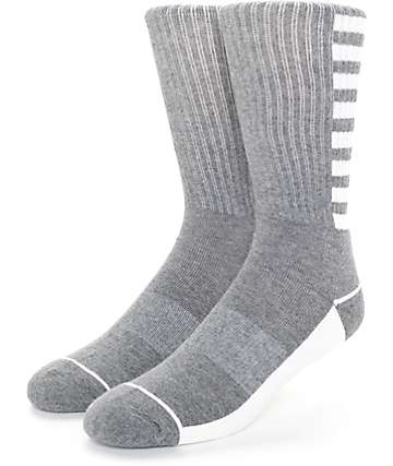 Empyre Tilted Glow In The Dark Striped Socks
