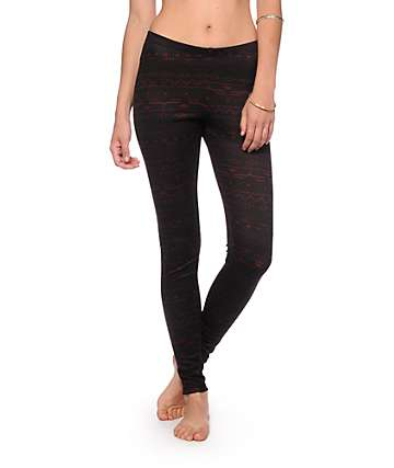 Empyre Tribal Ponte Leggings
