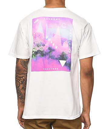 Empyre Unity camiseta blanca