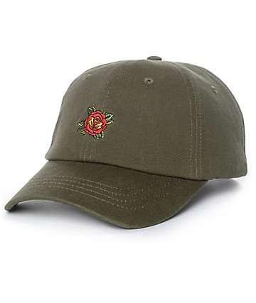 Empyre Untouchable gorra strapback en verde olivo